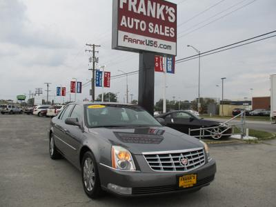 Used 2007 Cadillac DTS Luxury