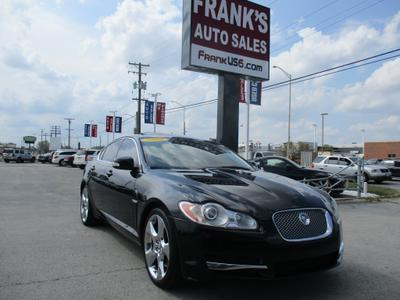 Used 2009 Jaguar XF Supercharged