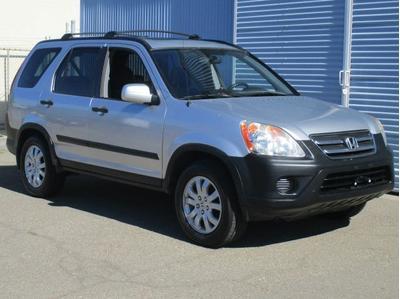 Used 2006 Honda CR-V EX