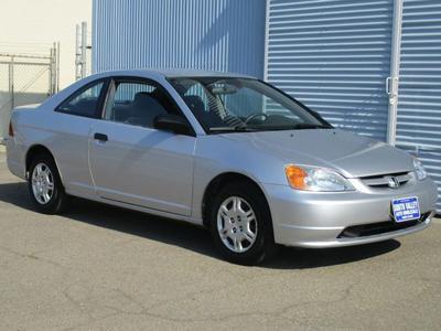 2001 Honda Civic Overview  Carscom