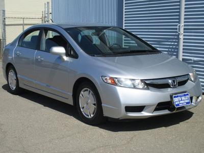 Used 2007 Honda Civic Hybrid
