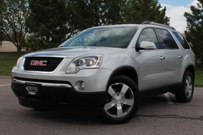 Used 2011 GMC Acadia SLT-1