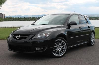 Used 2007 Mazda MazdaSpeed3 Grand Touring