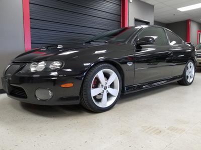 Used 2006 Pontiac GTO