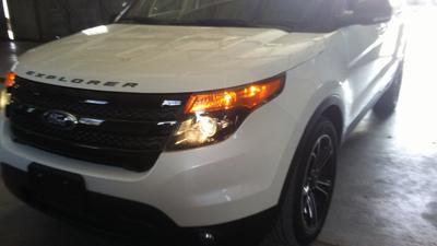Used 2015 Ford Explorer Sport