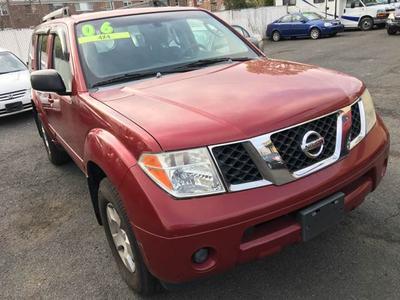 Used 2006 Nissan Pathfinder