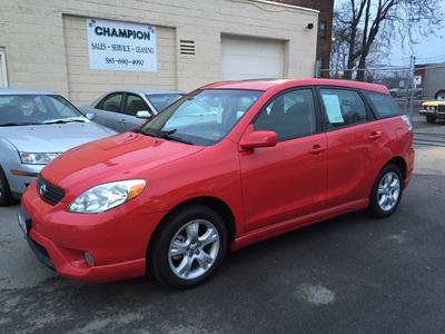 Used 2007 Toyota Matrix