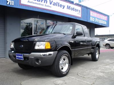 Used 2001 Ford Ranger XLT SuperCab
