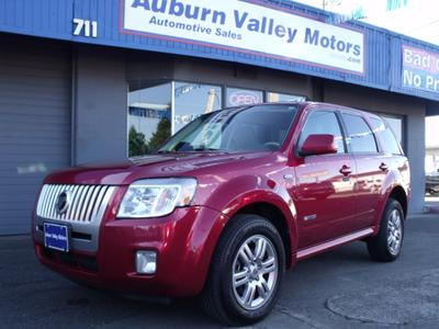 Used 2008 Mercury Mariner Premier