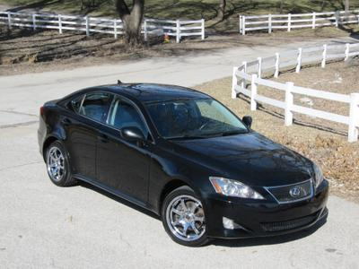Used 2008 Lexus IS 250
