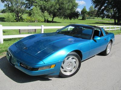 Used 1992 Chevrolet Corvette