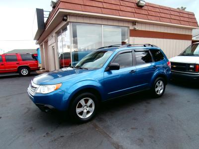 Used 2012 Subaru Forester 2.5X
