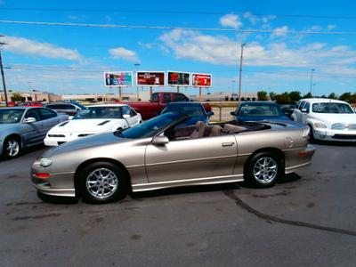 Used 2002 Chevrolet Camaro