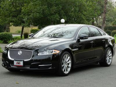 Used 2013 Jaguar XJ Base