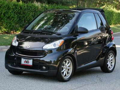 Used 2008 smart ForTwo Passion Cabriolet