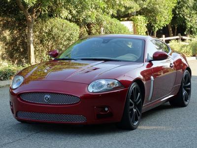 Used 2007 Jaguar XKR