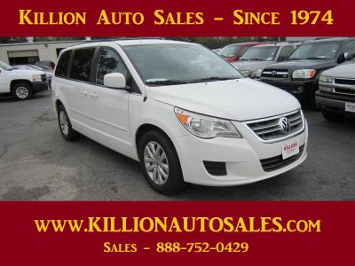 Used 2012 Volkswagen Routan SE