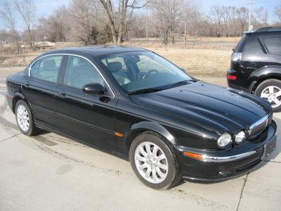 Used 2002 Jaguar X-Type 2.5