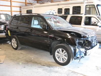 Used 2007 Toyota Highlander Hybrid