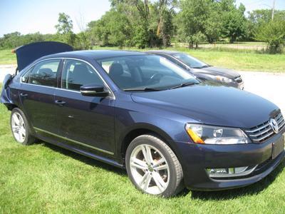 Used 2013 Volkswagen Passat 2.0 TDI SEL Premium