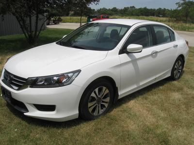 Used 2013 Honda Accord LX