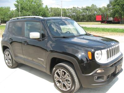 Used 2017 Jeep Renegade Limited
