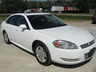 Used 2015 Chevrolet Impala Limited