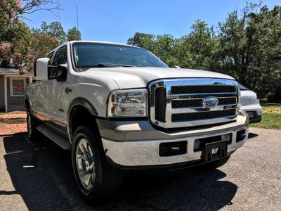 Used 2006 Ford F-250 King Ranch