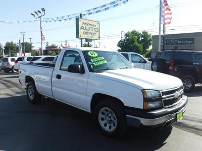 Used 2007 Chevrolet Silverado 1500 Work Truck