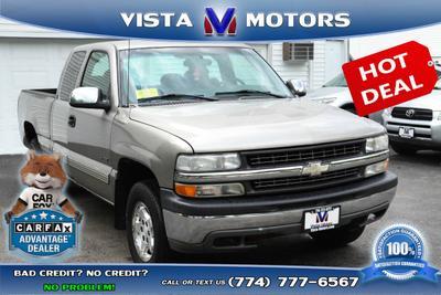 Used 2001 Chevrolet Silverado 1500