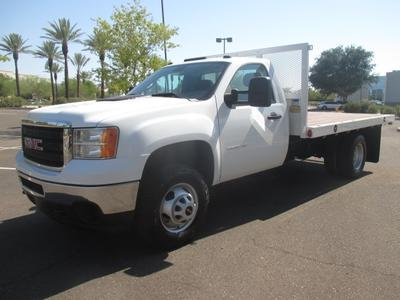 Used 2013 GMC Sierra 3500 Work Truck