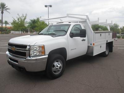 2012 Chevrolet Silverado 3500 Work Truck