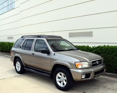 Used 2003 Nissan Pathfinder SE