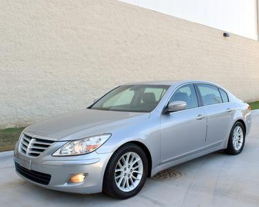 Used 2011 Hyundai Genesis 3.8