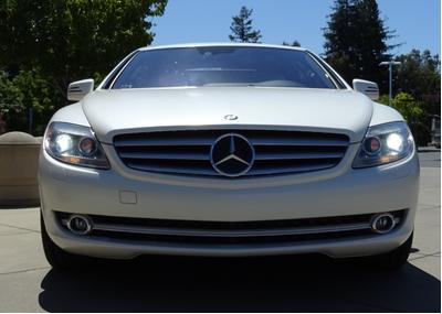 Used 2010 Mercedes-Benz CL 600