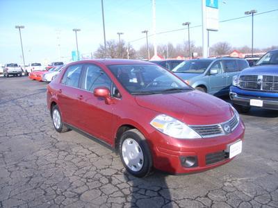 Used 2008 Nissan Versa SL
