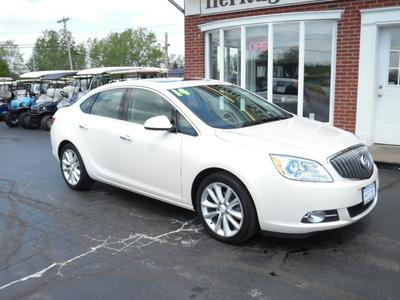 Used 2014 Buick Verano Leather Group