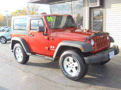 Used 2009 Jeep Wrangler X