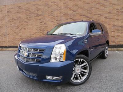 Used 2012 Cadillac Escalade Premium