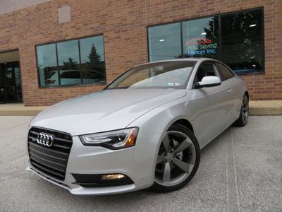 Used 2014 Audi A5 2.0T Premium Plus