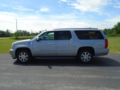 Used 2008 Cadillac Escalade ESV Base