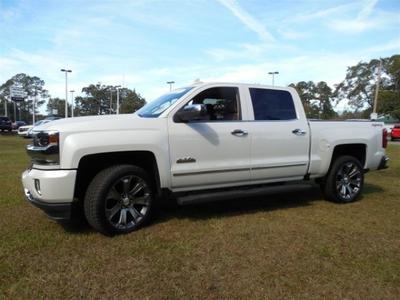 New 2016 Chevrolet Silverado 1500 High Country