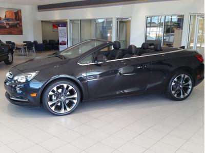 New 2016 Buick Cascada Premium