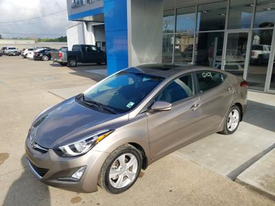 Used 2016 Hyundai Elantra Limited