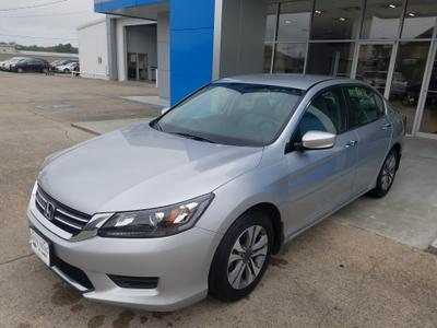 2014 Honda Accord LX