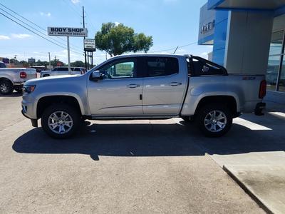New 2017 Chevrolet Colorado LT