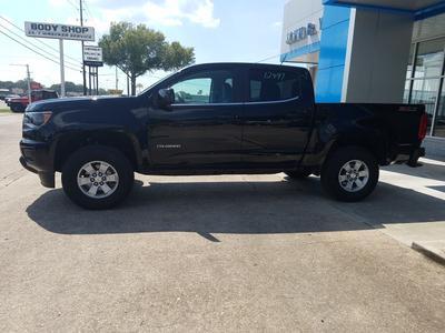 Used 2017 Chevrolet Colorado LT