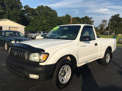 Used 2002 Toyota Tacoma