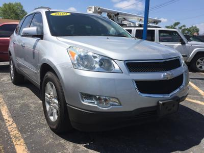 Used 2010 Chevrolet Traverse LT