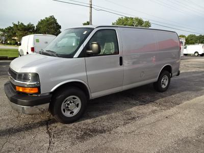 Used 2008 Chevrolet Express 3500 Cargo